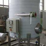 Dampfniederschlagbehälter aus Edelstahl