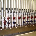 Warmwasserverteiler