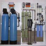Enthärtungs- und Osmoseanlage als Kompaktanlage